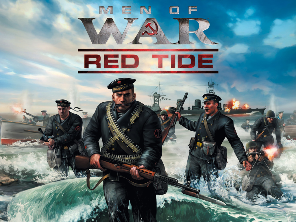Men of War: Red Tide (Steam/Region Free) + СКИДКИ+БОНУС
