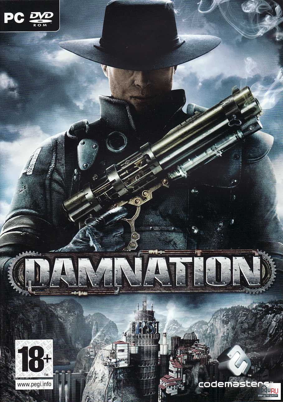 Damnation (Steam Key/RoW)