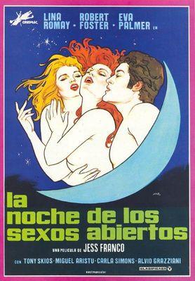 Русские субтитры - La noche de los sexos abiertos 1983