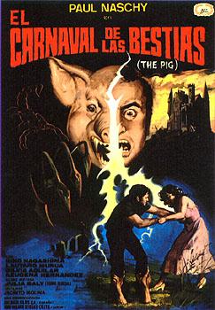 Русские субтитры к El carnaval de las bestias (1980)