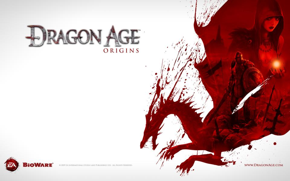 Dragin Age Origins (STEAMGIFT/REGIONFREE)