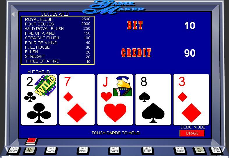 slot machine emulator