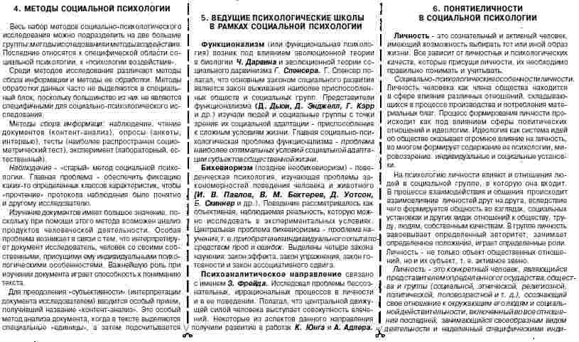 Шпаргалка По Социальной Психологии Автор Андреева