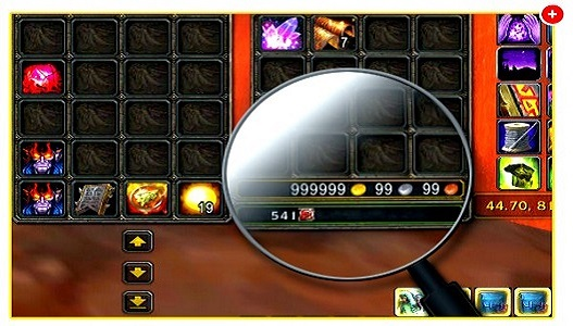 Gold WoW Circle 3.3.5a x5 wowcircle Х5 Logon1
