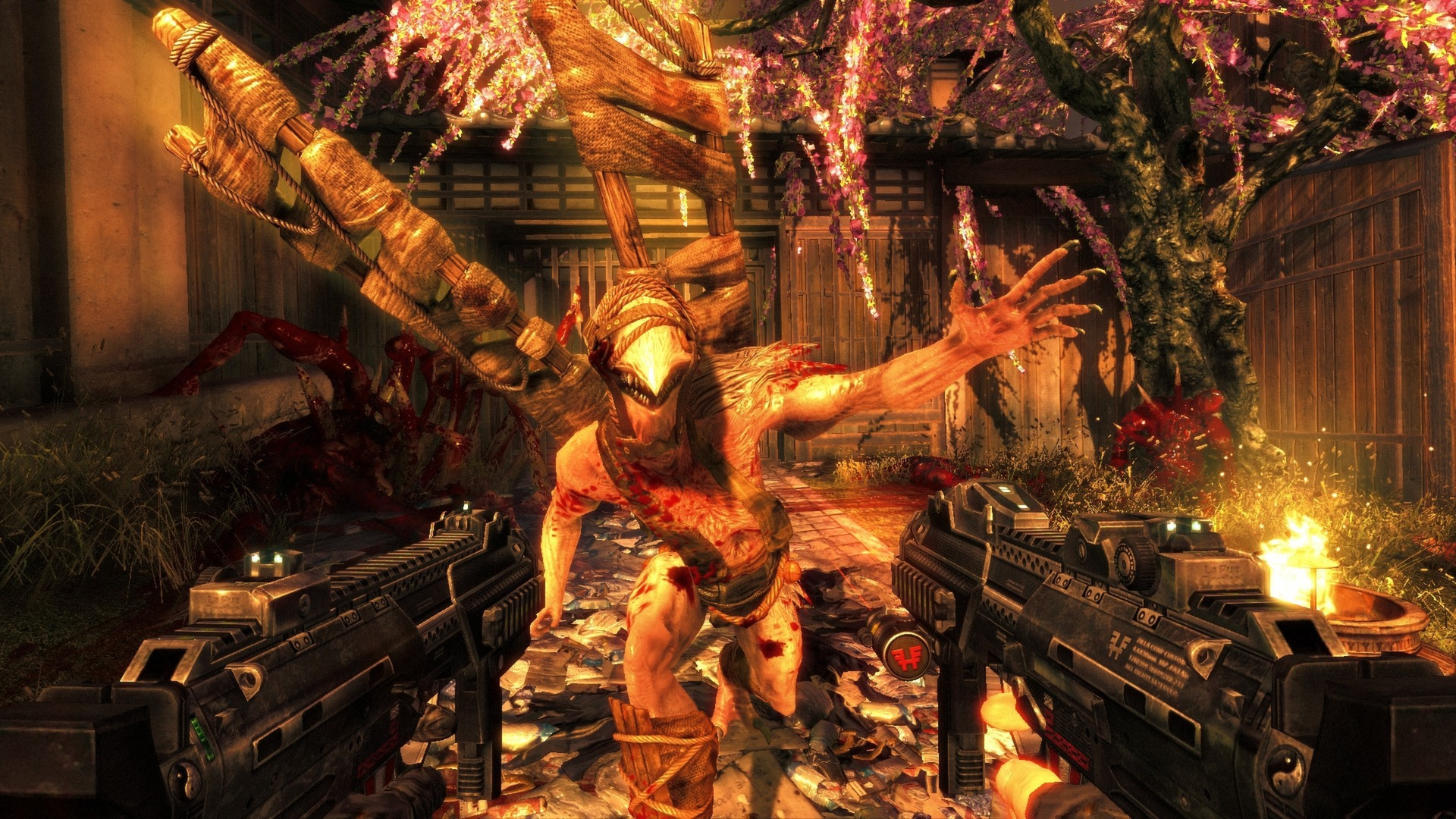 Shadow warrior pc review and download | old pc gaming.