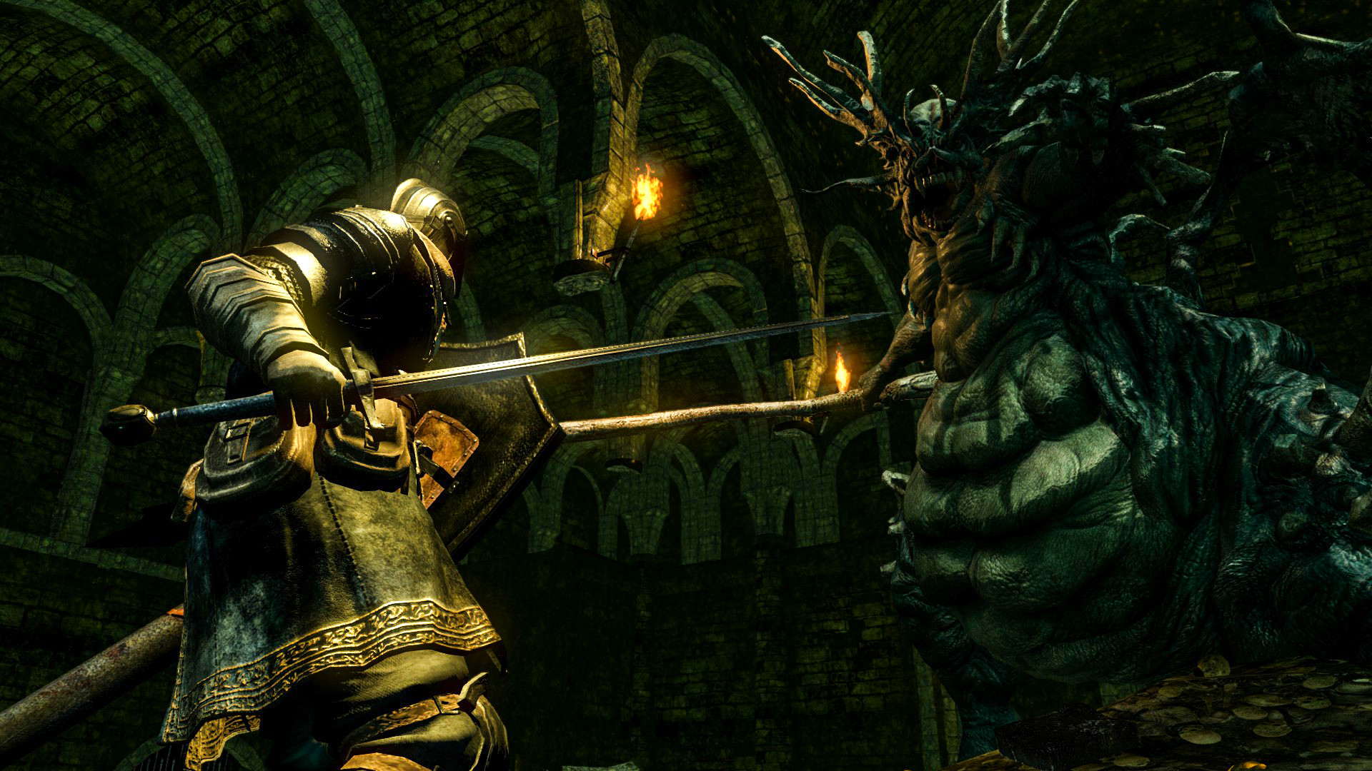 Darks Souls Reamstered (Steam) RU
