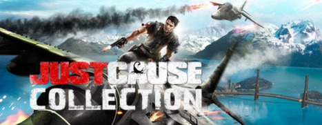 Just Cause Collection (Steam Gift) Region Free