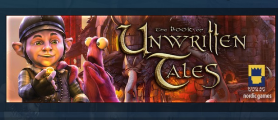 The Book of Unwritten Tales Digital Deluxe Edition KEY