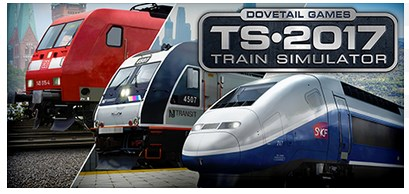 Train Simulator 2017 Standard Edition STEAM KEY ЛИЦЕНЗ