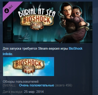 Bioshock Infinite Bundle ALL DLC STEAM KEY REGION FREE