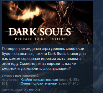 Dark Souls Prepare To Die Edition STEAM KEY СТИМ ЛИЦЕНЗ