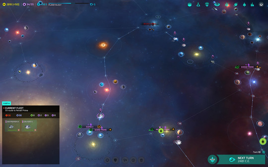 Master of Orion STEAM KEY RU+CIS СТИМ КЛЮЧ ЛИЦЕНЗИЯ