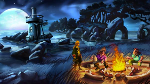 Monkey Island 2 Special Edition LeChuck's Revenge STEAM