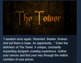 The Tower ( Steam Key / Region Free ) GLOBAL ROW