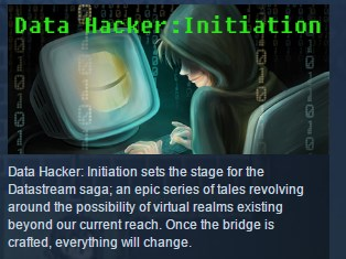Data Hacker: Initiation STEAM KEY REGION FREE GLOBAL