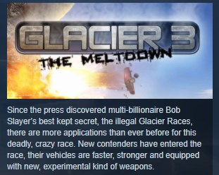 Glacier 3: The Meltdown  ( Steam Key / Region Free )