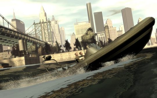Grand Theft Auto IV 4 Episodes from Liberty City GLOBAL