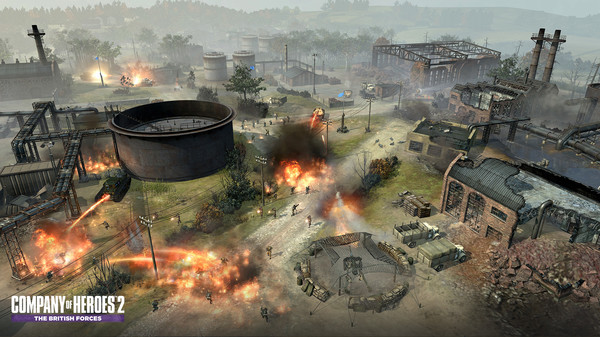 Company of Heroes 2 +4 DLC STEAM REGION FREE ROW GLOBAL