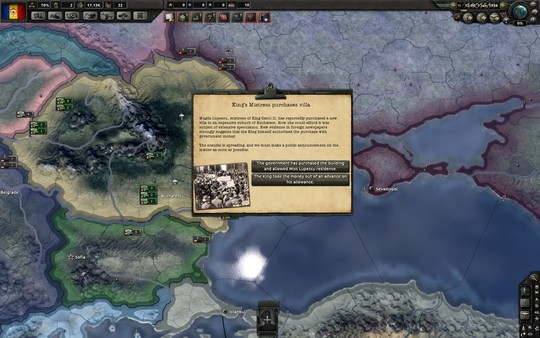 Hearts of Iron IV: Death or Dishonor STEAM KEY LICENSE