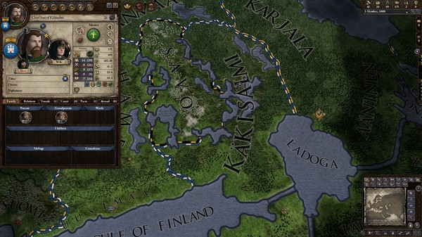 Content Pack - Crusader Kings II: Conclave STEAM KEY