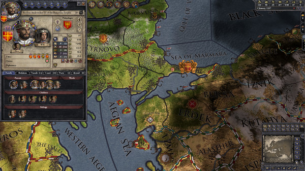 Crusader Kings II 2 The Reaper´s Due Content Pack STEAM