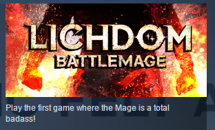 Lichdom: Battlemage ( Steam Key / Region Free ) GLOBAL