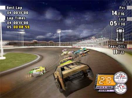 Sprint Cars Road to Knoxville (Steam Key / Region Free)