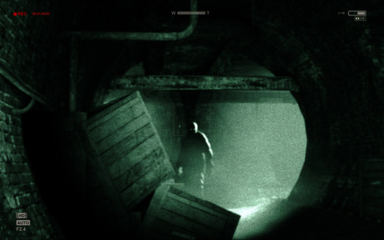 Outlast +Whistleblower DLC STEAM KEY REGION FREE GLOBAL
