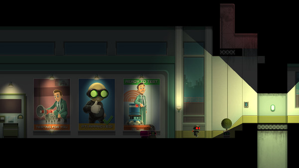 Stealth Inc 2: A Game of Clones (STEAM KEY REGION FREE)