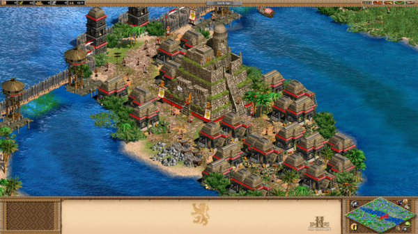 Age of Empires II HD The Forgotten Expansion STEAM ROW