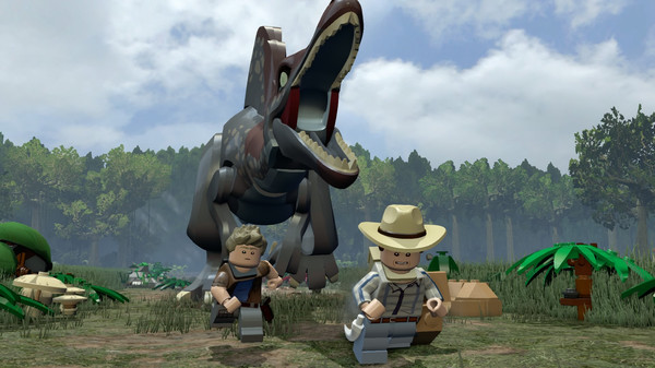 LEGO Jurassic World STEAM KEY RU+CIS LICENSE &#128142