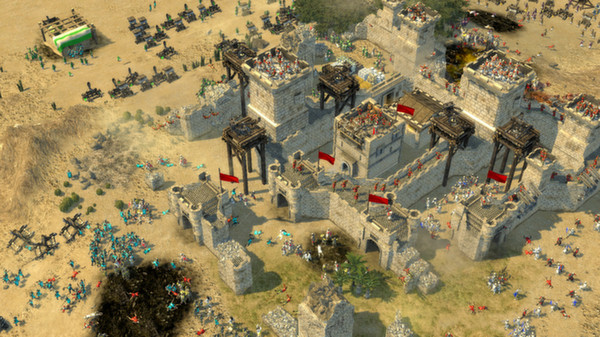 Stronghold Crusader 2 STEAM KEY REGION FREE GLOBAL ROW