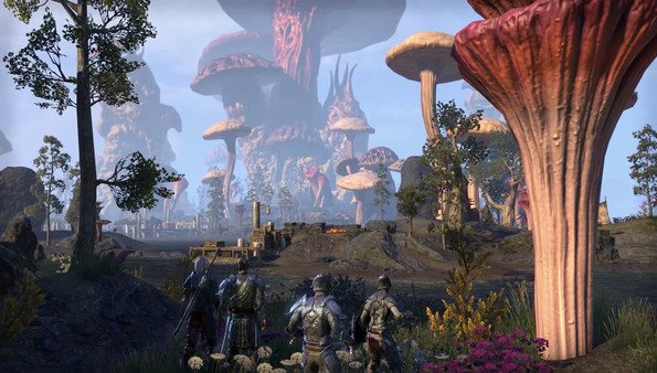The Elder Scrolls Online + Morrowind KEY GLOBAL LICENSE
