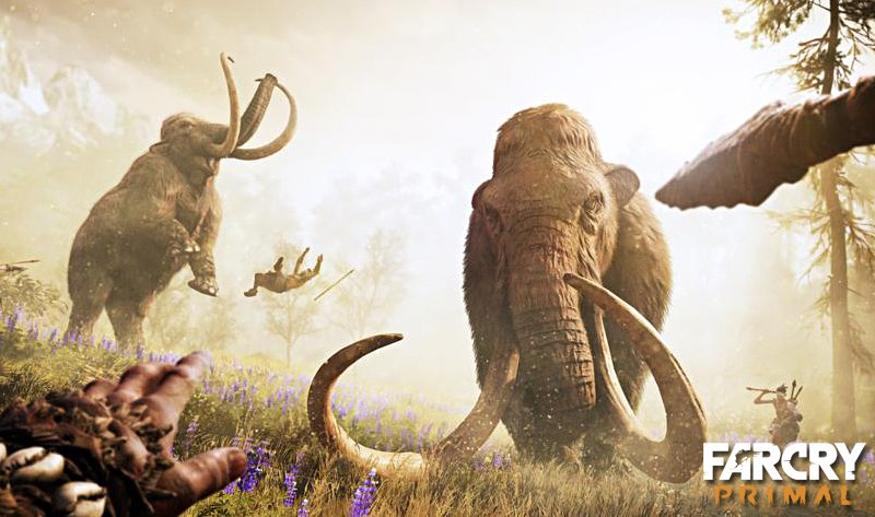 Far Cry Primal: Legend of the Mammoth UPLAY KEY GLOBAL