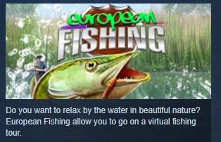 рыбалка стим бесплатно