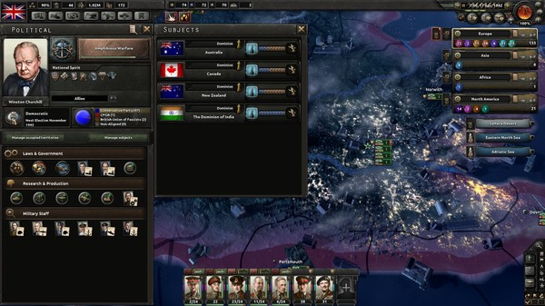 Hearts of Iron IV: Together for Victory STEAM LICENSE