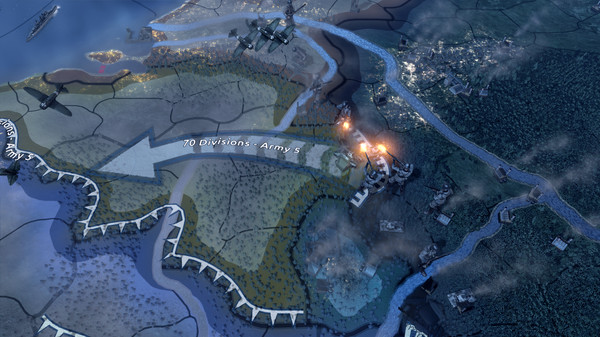 Hearts of Iron IV: Cadet Edition STEAM KEY LICENSE