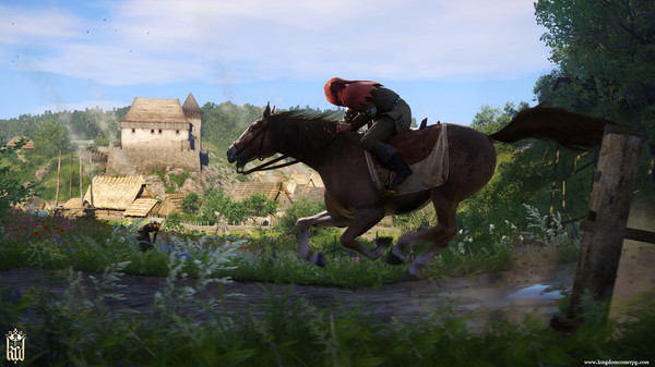 Kingdom Come: Deliverance STEAM KEY RU+CIS LICENSE
