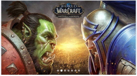 World of Warcraft: Battle for Azeroth +110 LVL &#128142