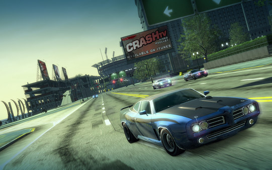 Burnout Paradise: The Ultimate Box STEAM GIFT RU + CIS