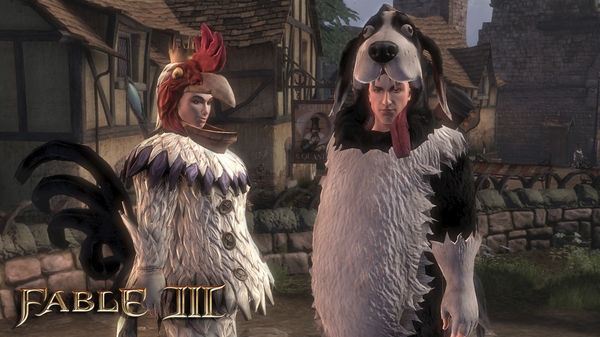 Fable III 3 - Dog Outfit DLC (Steam Gift / Region Free)