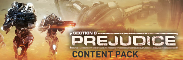 Section 8: Prejudice - Content Pack (Steam Gift / RoW)