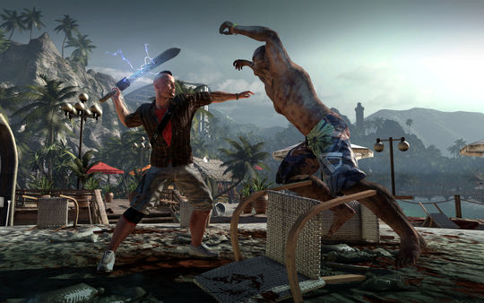 Dead Island: Game of the Year Edition GOTY STEAM KEY