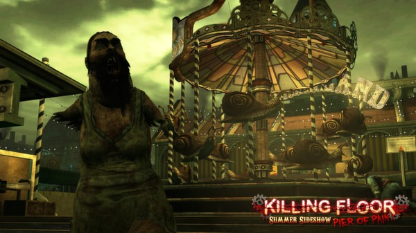 killing floor хостинг