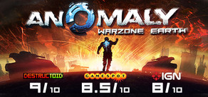 Anomaly: Warzone Earth ( Steam key / Region Free )