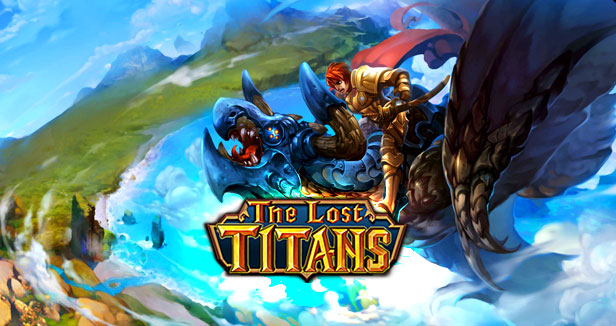 The Lost Titans In-Game Item KEY