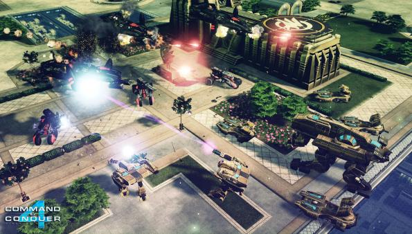Command & Conquer 4: Tiberian Twilight (Steam Gift/RoW)