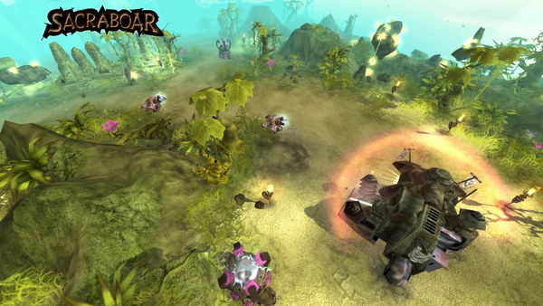 Sacraboar STEAM KEY REGION FREE GLOBAL