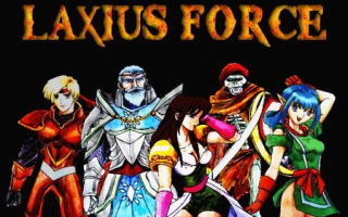 Laxius Force ( Desura Key / Region Free )