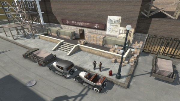 Omerta: City of Gangsters STEAM KEY СТИМ КЛЮЧ ЛИЦЕНЗИЯ